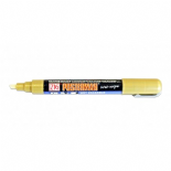 Gold Zig Posterman Wet Wipe Chalk Marker